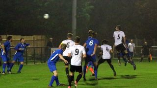 Pagham get lively draw at East Preston.