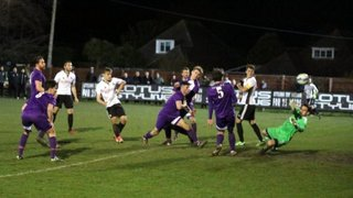 Lions held to draw by East Preston