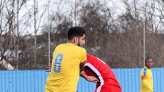 Clipstone F.C. V Albion Sports F.C.