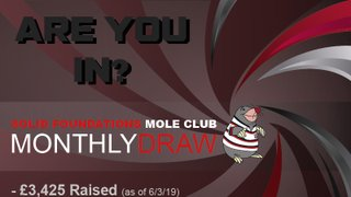 The 20th Monthly Mole Draw