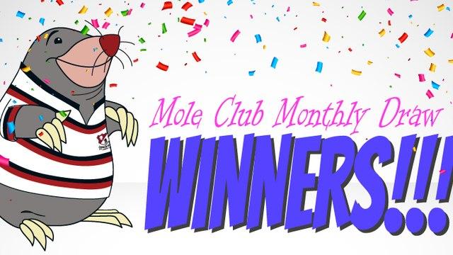 Mole Club Winners
