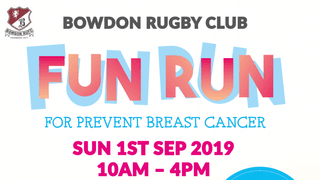 Fun Run - Prevent Breast Cancer