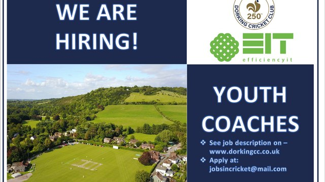 We are hiring youth coaches!