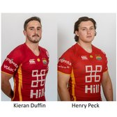 Peck and Duffin Re-Sign