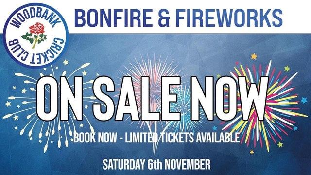 Bonfire 6th November