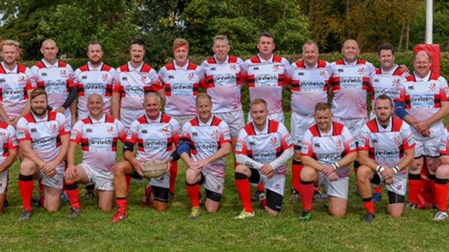 Bromsgrove Crusaders v Aston Old Edwardians 2