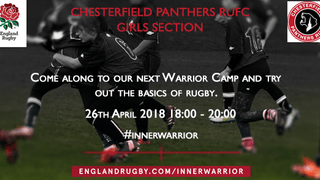 Ladies and Girls Rugby Taster Sessions