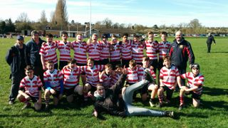 Finchley RFC 2016/17 U13 Season Summary
