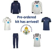 Pre-Ordered Kit available for collection on Friday 11th May