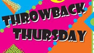 Throwback Thursday #5