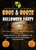 Halloween Party!