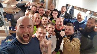 Wythenshawe Defeat Bury