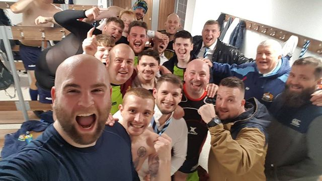 Wythenshawe 1st XV Defeat Bury