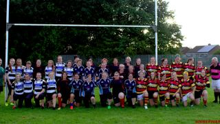 DMP Ladies Enjoy First Touch Tournament