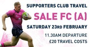 Supporters Club Travel - Sale FC (A)