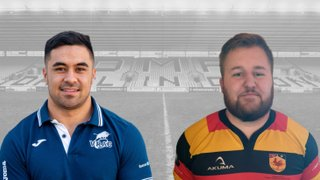 Mowden Sign Front Row Duo