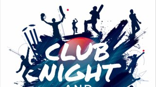 Club night - Saturday 8th June
