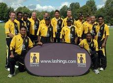#LashingsInLondon - Southgate Adelaide CC vs Lashings XI - Walker Ground London