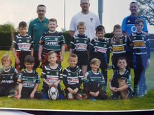 Selby RUFC Festival of Mini Rugby 23rd April 2017