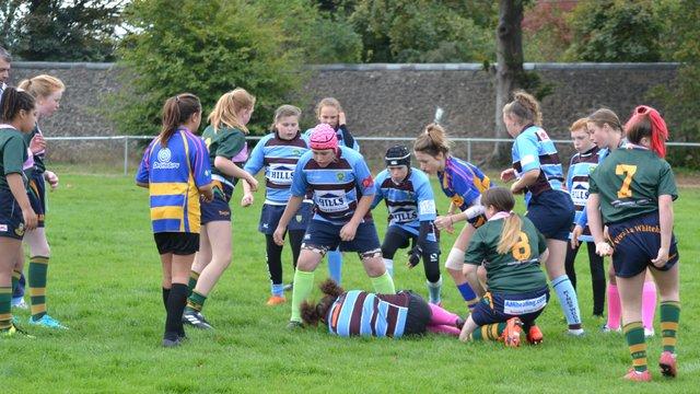 Knights Under 13 Girls