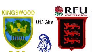 U13's Girls CB Festival 30/09/18