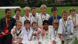 2009 U11 Cheshire Cup Final win