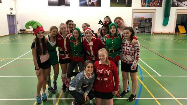 And a Happy New Year from U14s