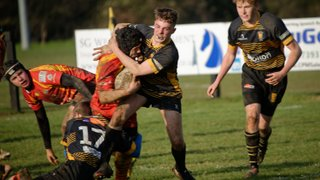 Colts vs Ipswich Barbarians Jan 2019
