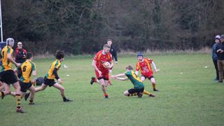 Colts vs Bury St Edmunds