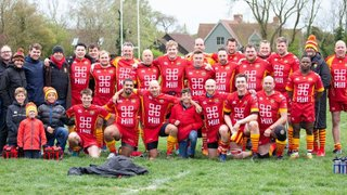 Saffron Walden Cambs Intermediate Cup Final 2019