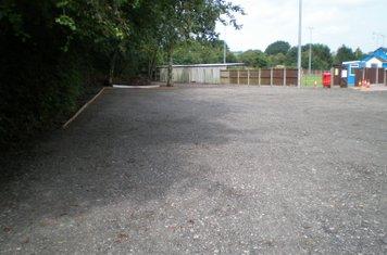 Complete car park work