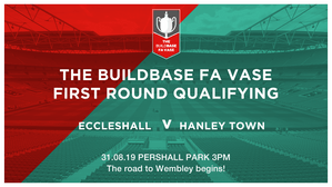 BUILDBASE FA VASE - 1st Qualifying Round