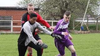 Santos Firsts Vs Heaton Mersey