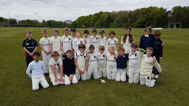 Congratulations to BCC Bristol Bouncers on a convincing win over YMCA U11s