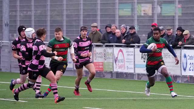 Highland Wary Of Bottom Placed Visitors
