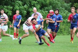 Toronto Dragons Senior Men's Vs Bays Street Pigs