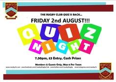 Crawley RFC Quiz Night