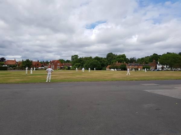 Sunday XI at Shamley Green CC
