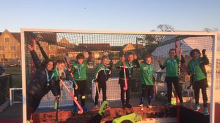Under 10s and 12s Sussex tournament 25th Feb 2018