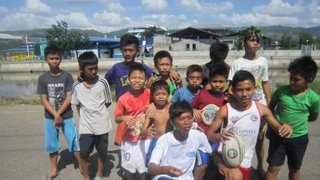 Street Rugby: Grassroots Rugby Development hits the streets of Cebu City