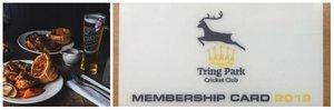 2019 Tring Park Membership Benefit
