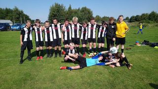 Young Swifts off the mark with solid victory
