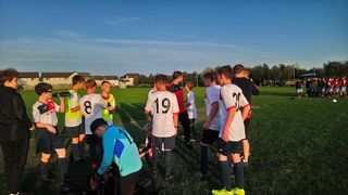 Young Swifts fall short despite good second half performance