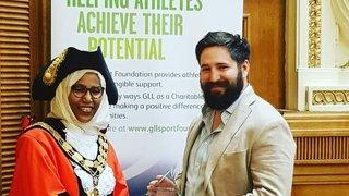 Finsbury Park RFC man wins Sports Islington Volunteer of the Year 2019