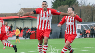 Manor goal sees off Grays