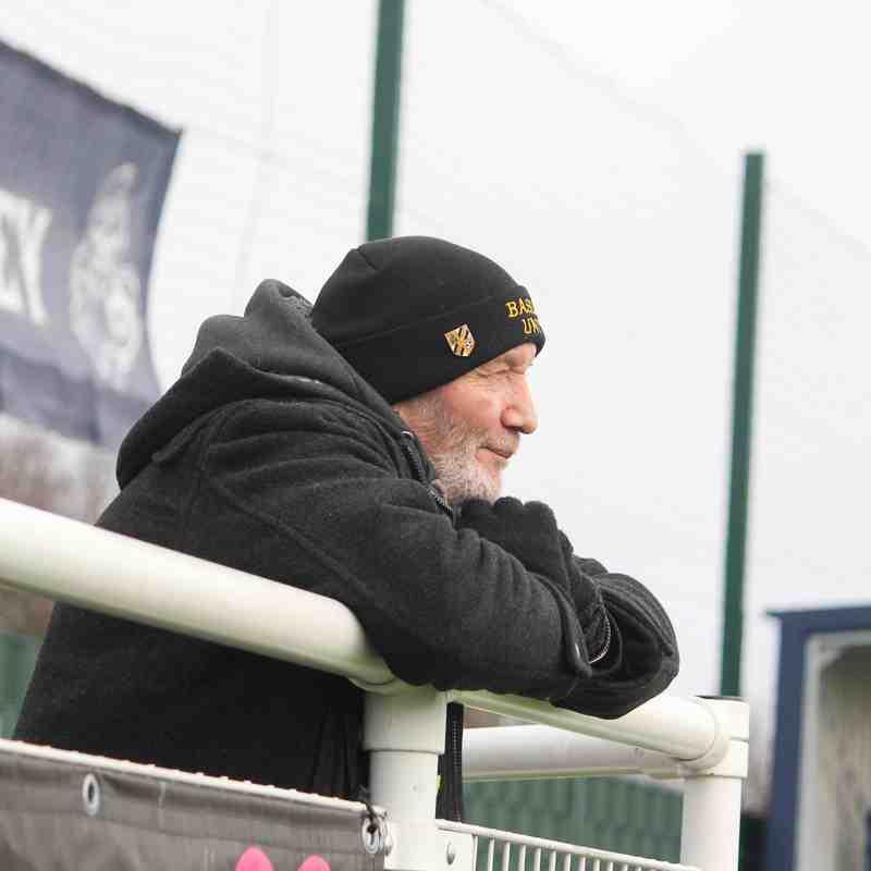 Basildon United 1-3 Tilbury FC