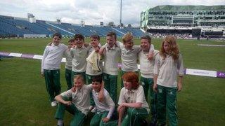 Armitage Bridge Cricket Club u11 v Holmfirth Cricket Club u11 - Match Report. 3rd May 2017