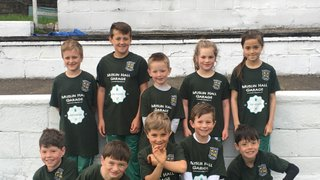 U9s Play at Scholes in their Second Tournament on Saturday 20th May