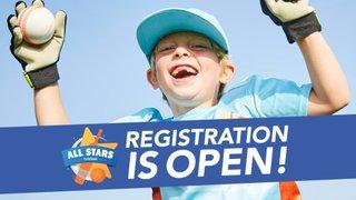 ECB All Stars Cricket - REGISTRATION IS LIVE!!