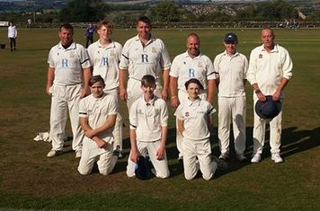 2nds Team Pic